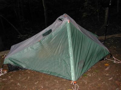 Richardu0027s REI Roadster tent. & Great Smoky Mountains 06
